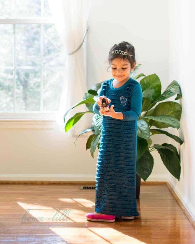 lengthen cartwheel dress