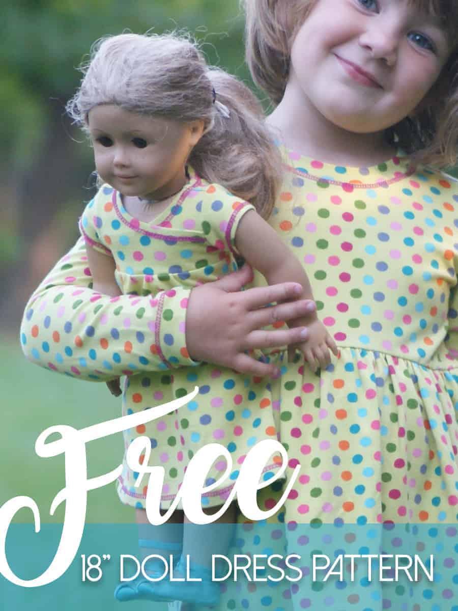 Love Notions Everyday Playdress easy PDF Pattern