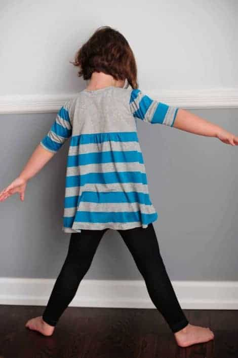 Love Notions Hazelwood Tunic and Hoodie pattern