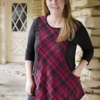 Ladies Trendy Tunic