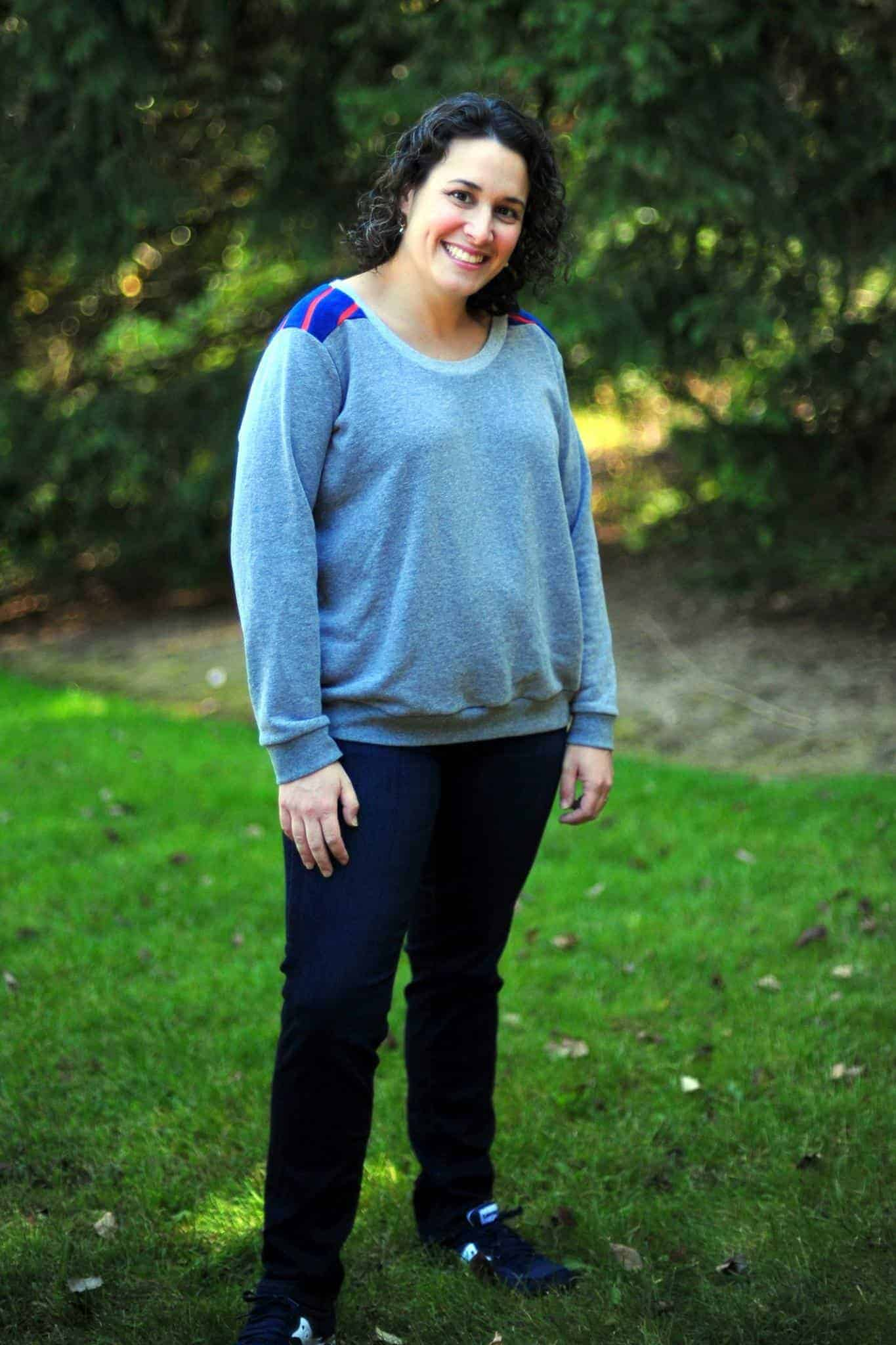 Sloane Sweater Xs Xxl Love Notions Sewing Patterns
