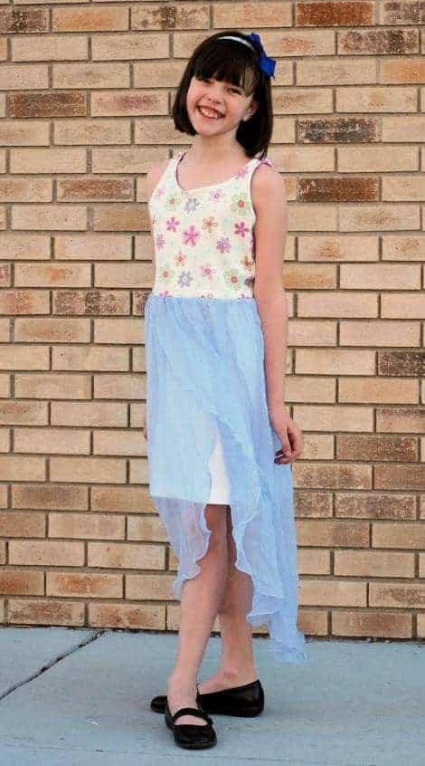 Love Notions Bluezette Dress PDF Pattern