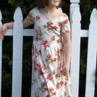 Love Notions Bluezette Dress PDF Pattern