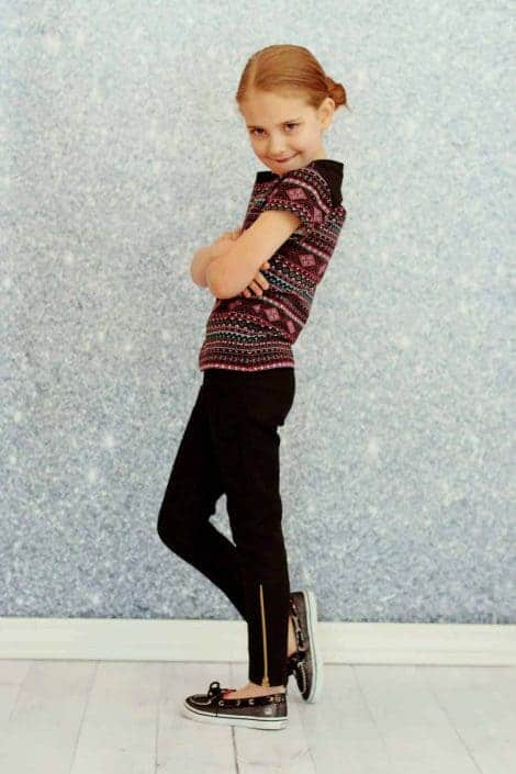 Love Notions Maxx-ine Pants and Skirt PDF Pattern