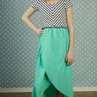 Bluezette Dress 2T-16