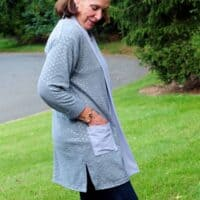 Love Notions Boyfriend Cardigan for Ladies