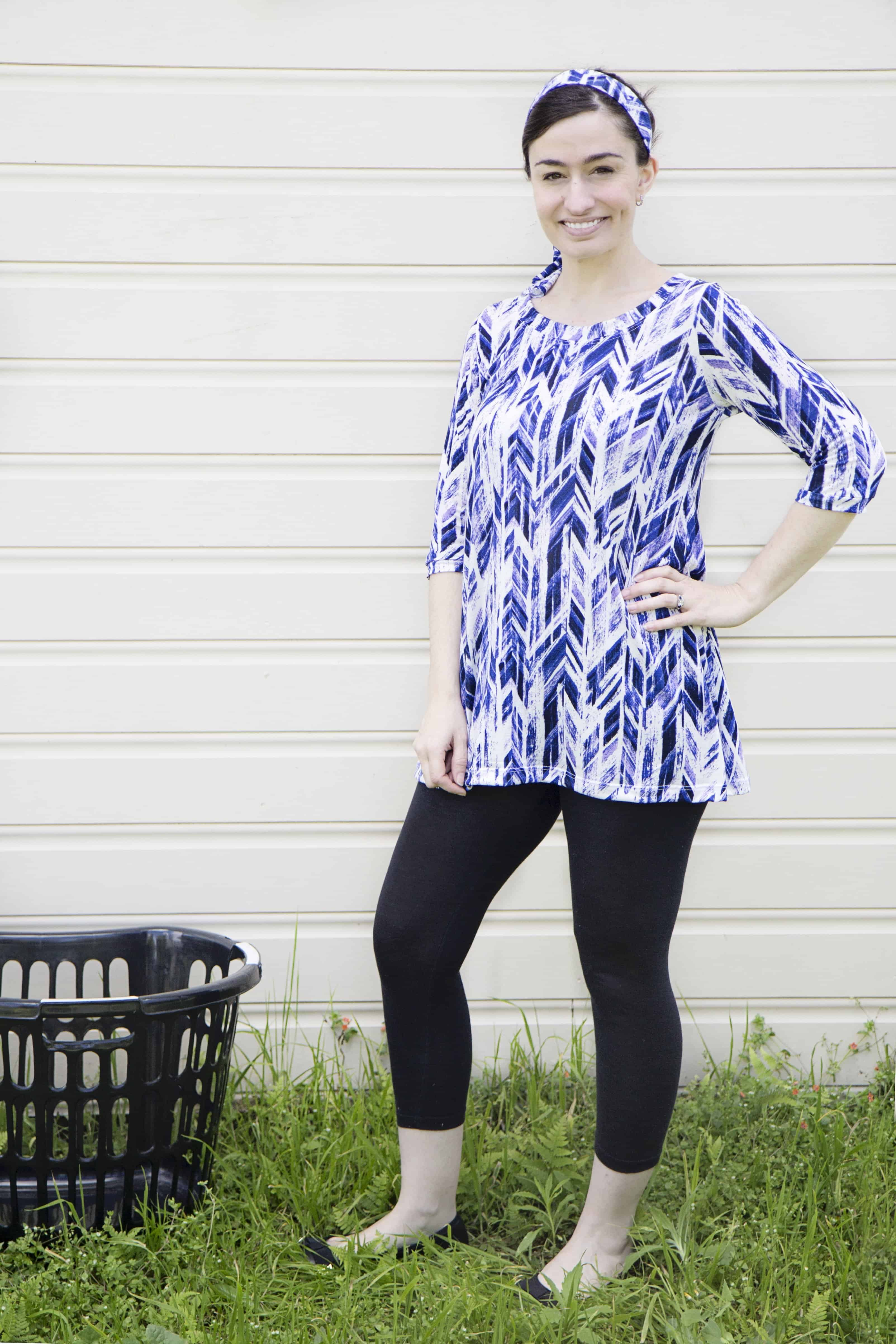Laundry Day Tee Xs Xxxl Love Notions Sewing Patterns