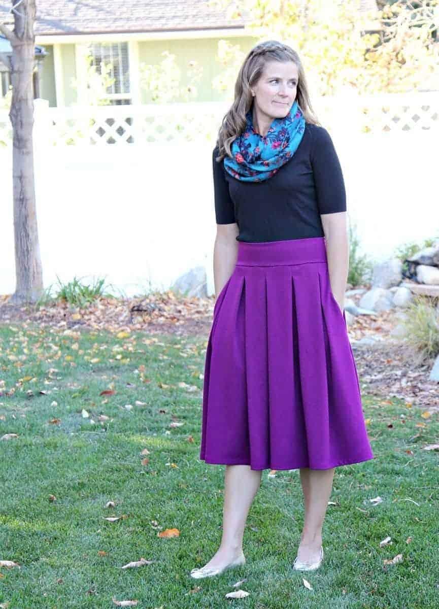 Sybil Illusion Skirt Collection Xs Xxxl Love Notions