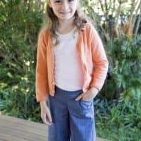 Girls Summer Caye pants, capris & shorts