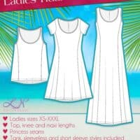 Ladies Tidal Top & Dress