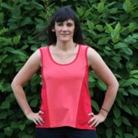 Tidal Sleeveless Top