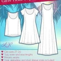 Love Notions Girls Tidal Top and Dress