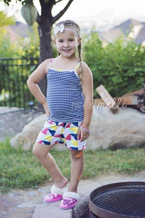 Luna cami & shorts