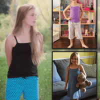 Girls Luna Loungewear