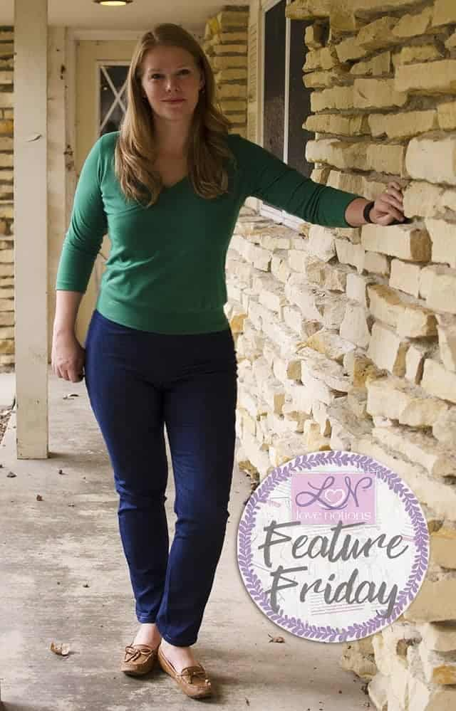 Featured Friday Willow Wrap Top