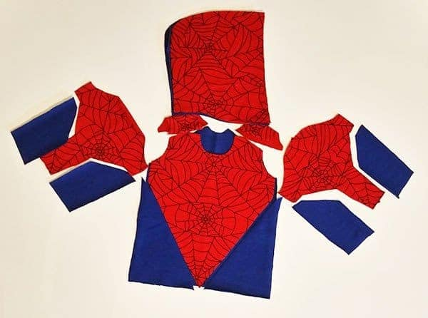 Using Love Notions patterns for costumes
