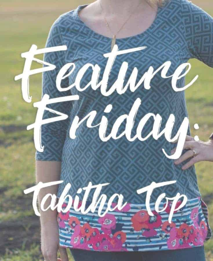 Feature Friday- Tabitha Top