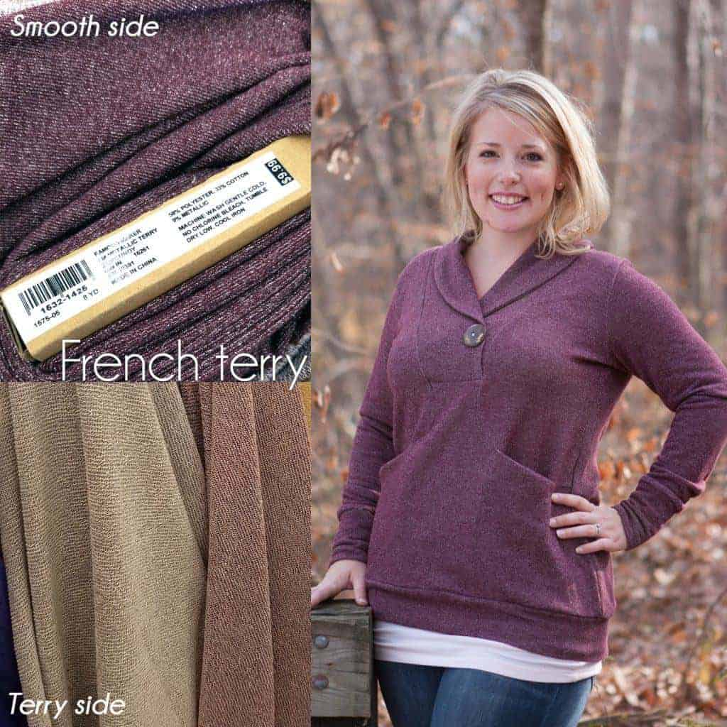 Whistler pull-over & hoodie pdf pattern