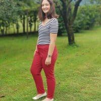 Duet Trousers pdf pattern