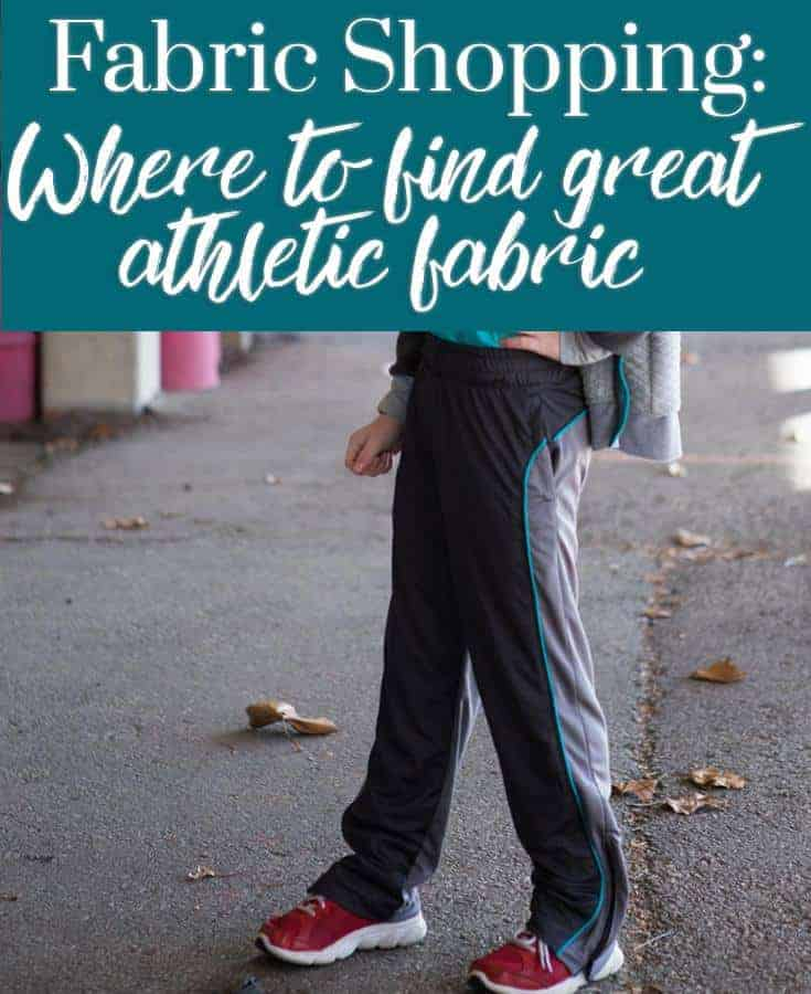 athletic fabric sources