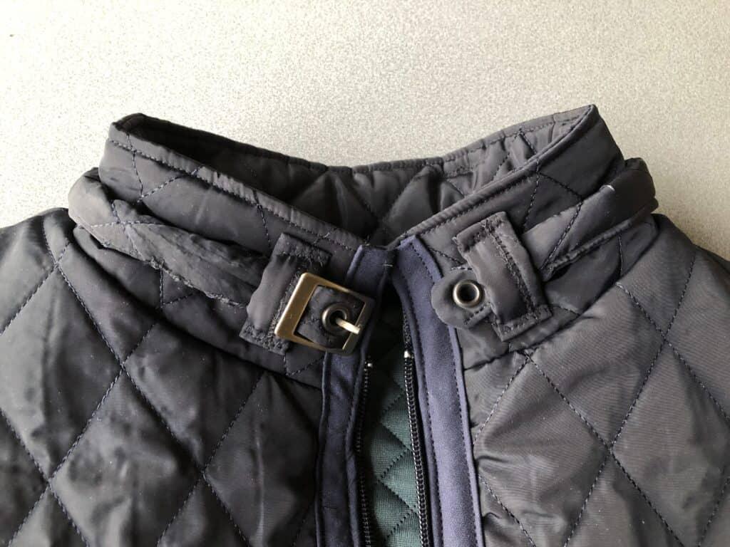 collar buckle