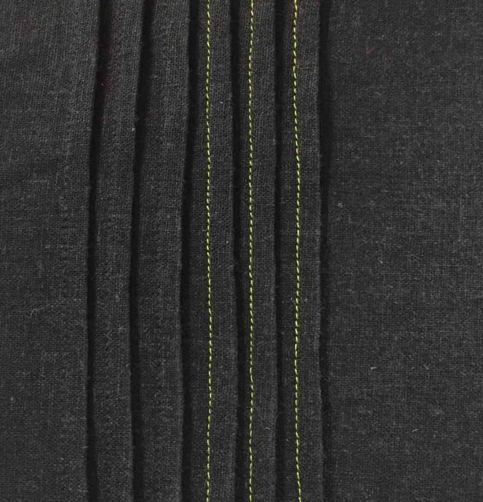 Pintucks 10