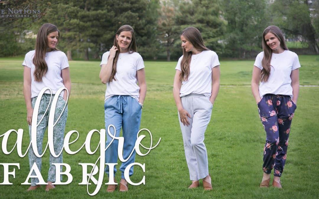 Fabric for Allegro