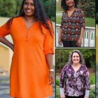 henley pdf sewing pattern
