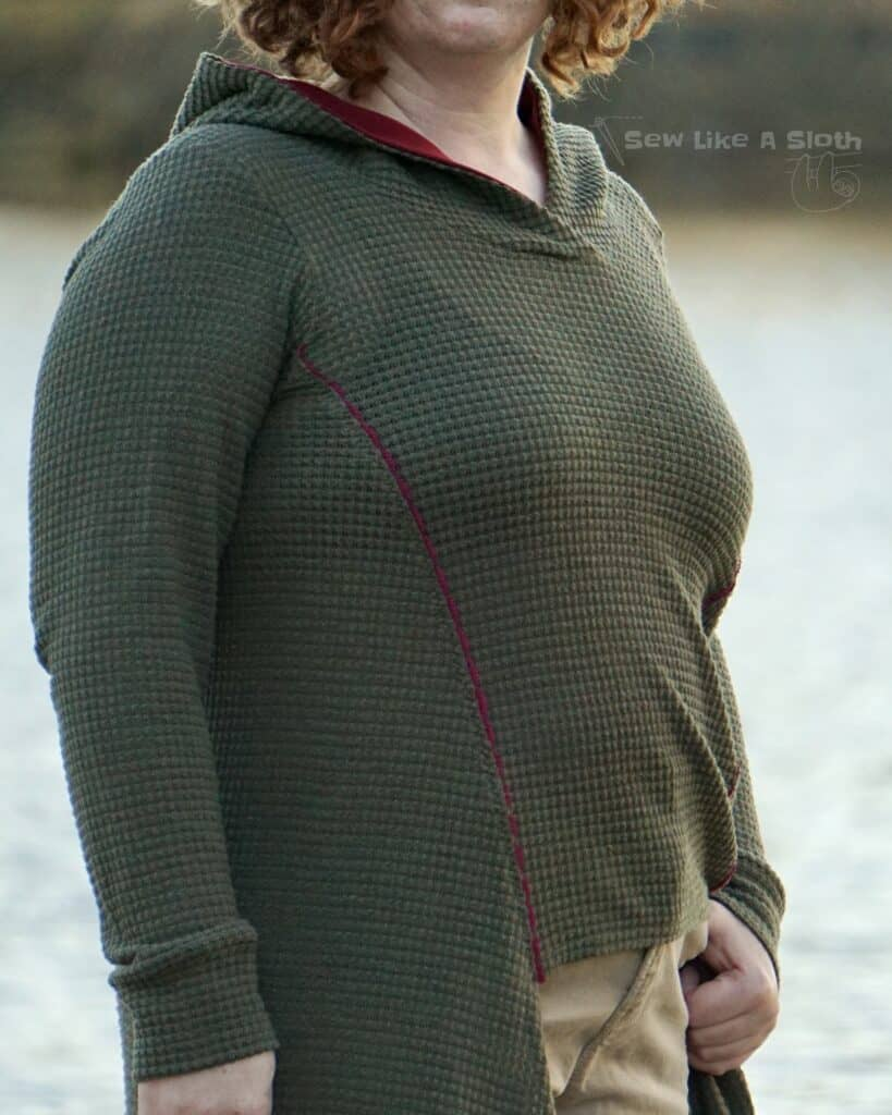 tidal hoodie