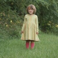 Girls playdress pattern