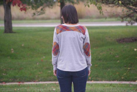 Sweater pattern