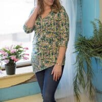 Willow Wrap Top
