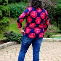 Twist top pdf pattern