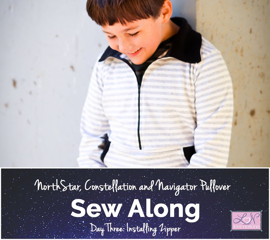 pullover sew along