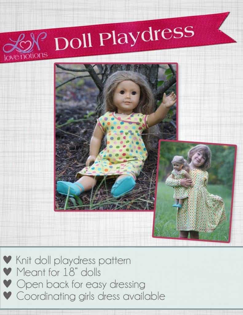 doll clothes pdf pattern