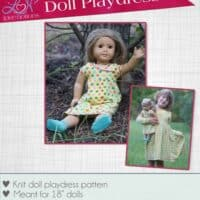 Doll Everyday Playdress