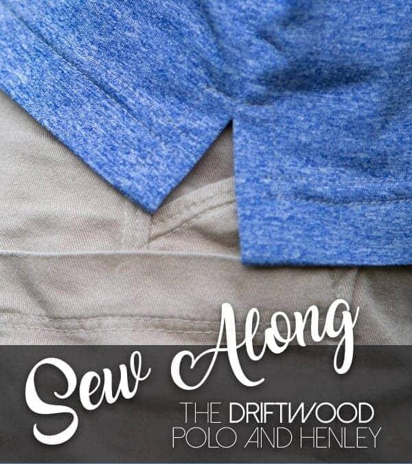 Driftwood Sew Along: Day 4