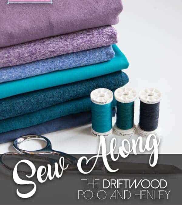 Driftwood Sew Along Day 1