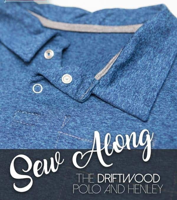 Driftwood Sew Along: Day 3