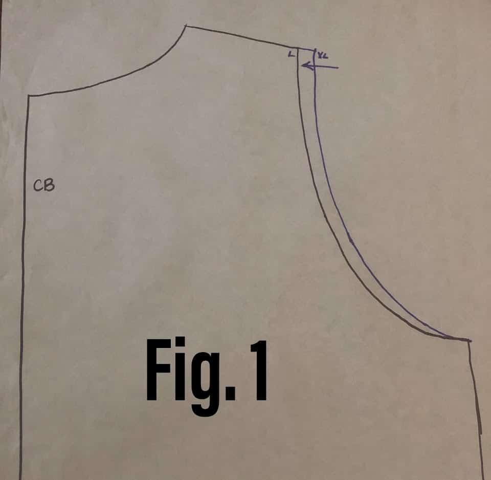 cadence narrow shoulder adjustment