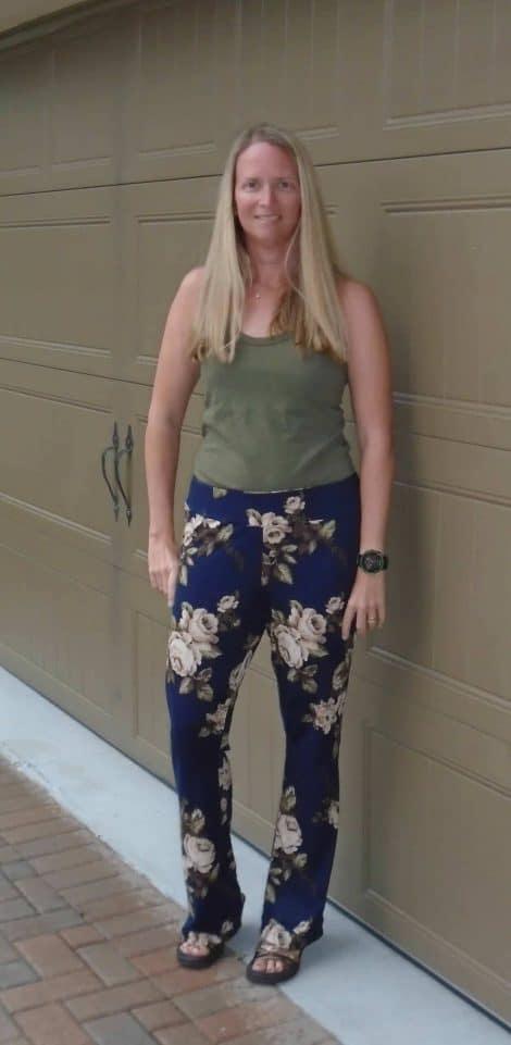 Resolution Bootcut Yoga Pants