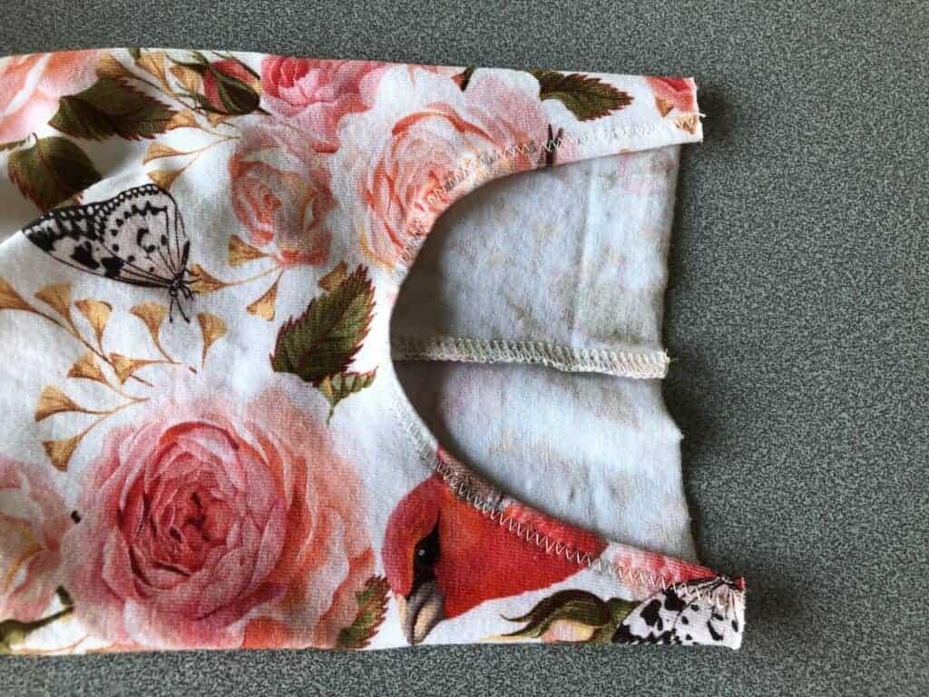 margot peplum styling sleeve tie