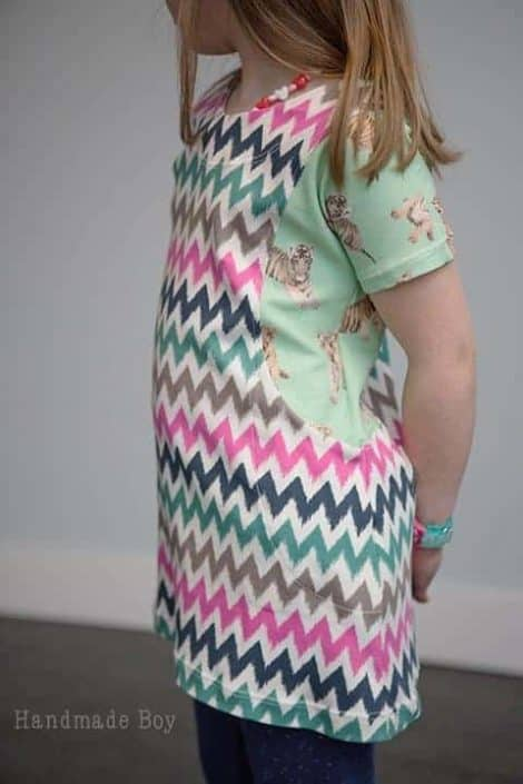 Trendy Tunic Pattern