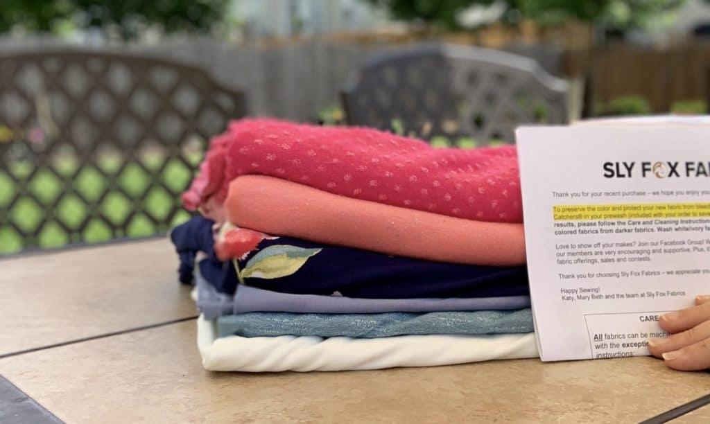 fabric shop online