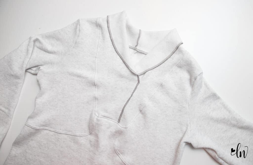 sweatshirt whistler