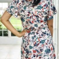 Rhapsody Blouse & Dress