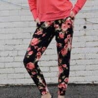 Resolution Joggers PDF pattern
