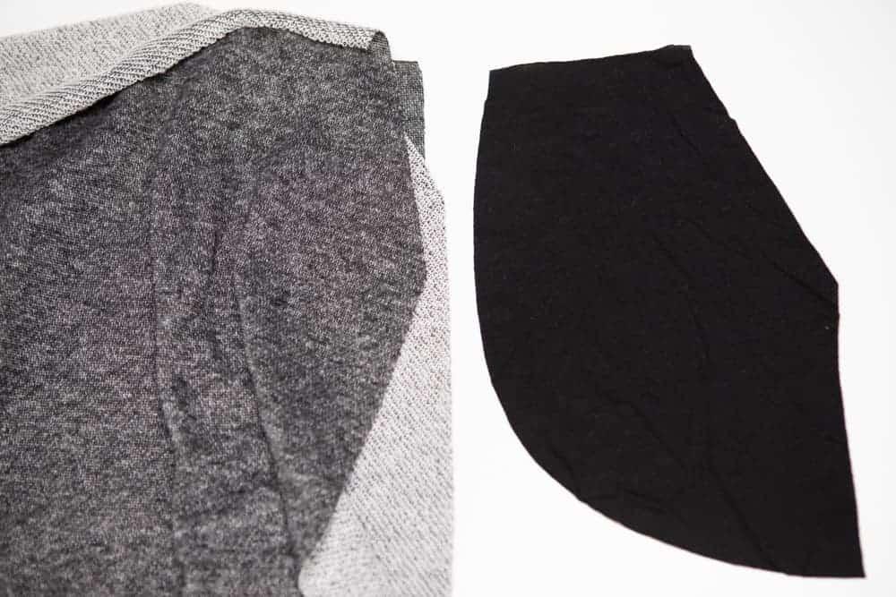 how to sew slash pockets