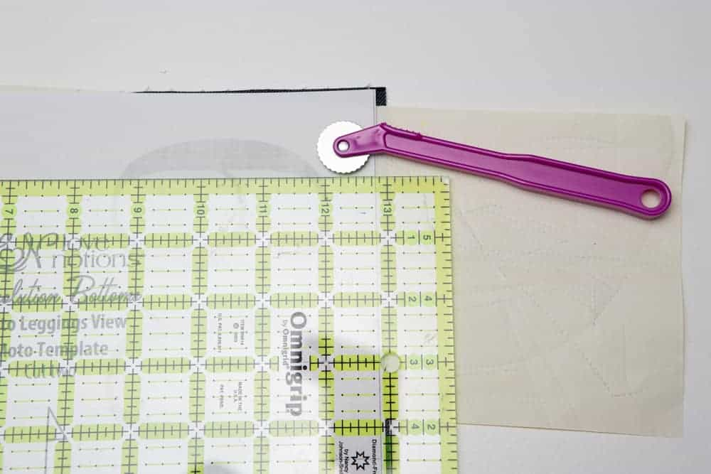 how to sew a moto panel