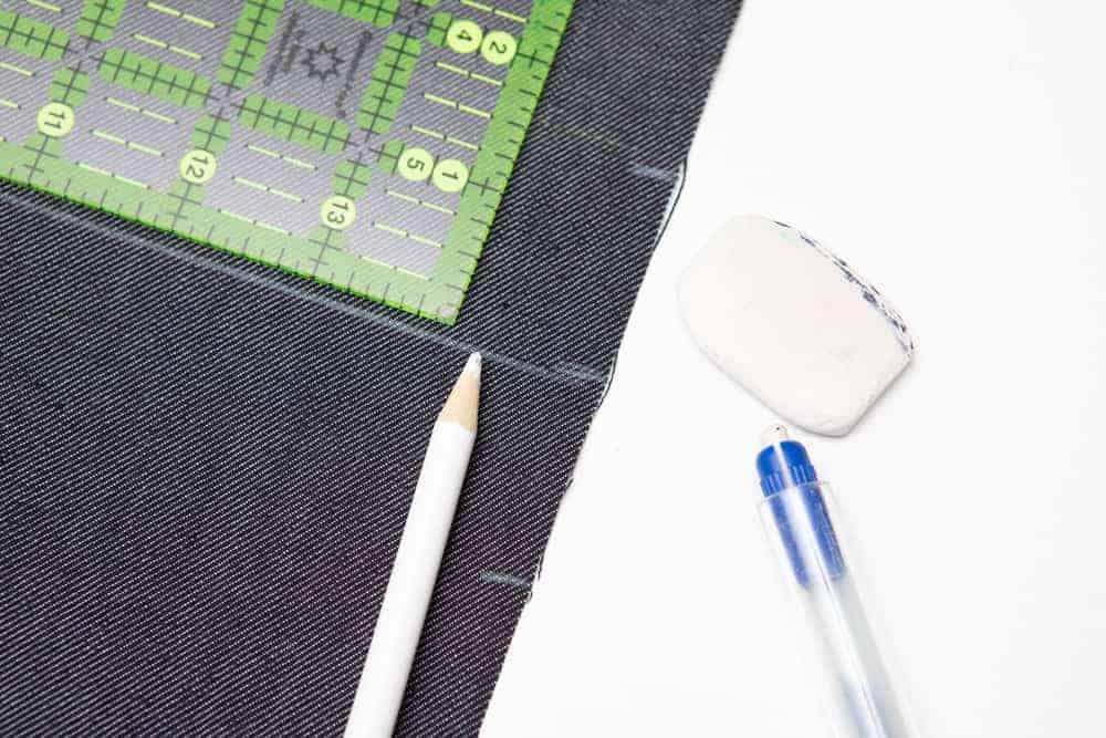 sewing moto pants